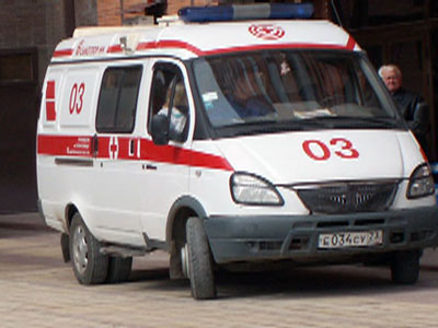 Врач скорой помощи пострадала на вызове