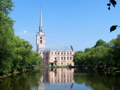 Голландцы помогут Петропавловскому парку