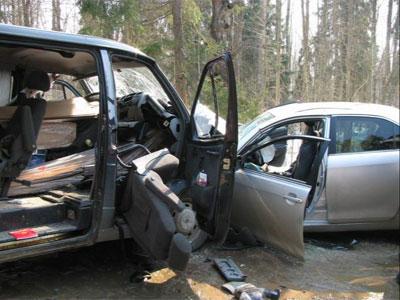 Трагедия на автодороге Ярославль-Углич
