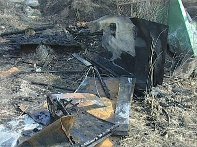 Пожар на Даманском острове