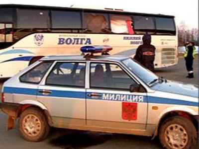 Нападение на автобус: уголовное дело не возбуждено