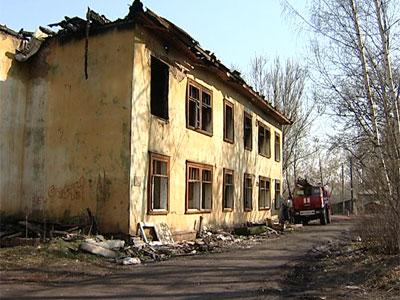 Пожар во 2-ом Норском переулке