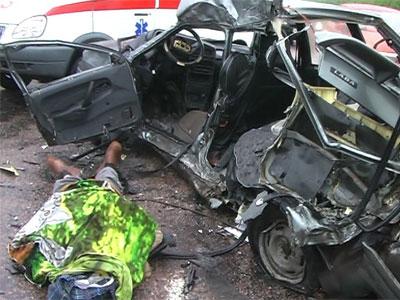 Жертвы субботних аварий