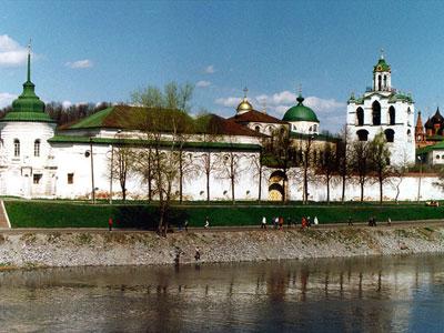 Ярославль - 400 лет назад