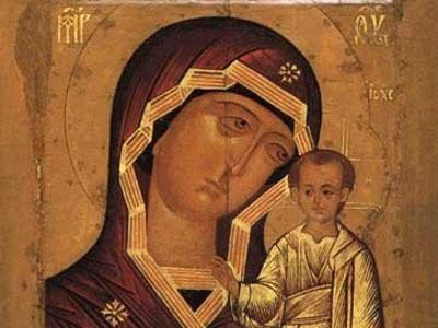 Украли икону