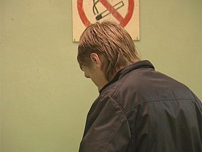 В Кировском районе задержали грабителя