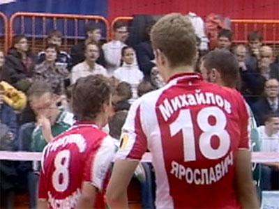 Михайлов снова в сборной