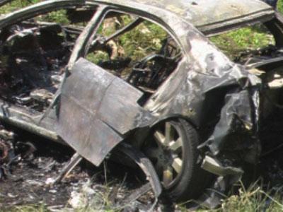 Покушение на президента Ингушетии совершили на ярославском автомобиле