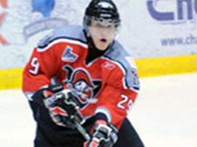 Дмитрий Куликов - ярославская надежда на драфте НХЛ