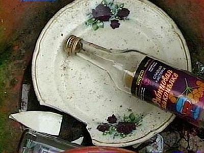 Распитие спиртного привело к трагедии