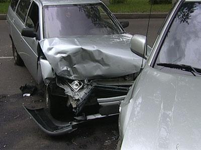 Авария на Суздальском шоссе
