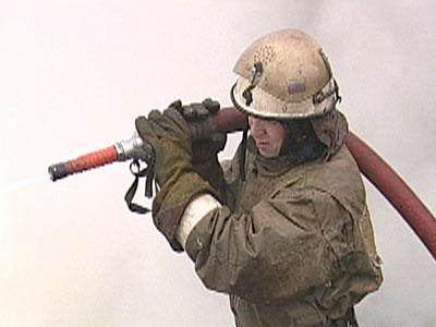 Пожар в Брейтово