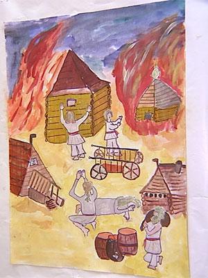 «Я рисую Ярославль»: конкурс продолжается