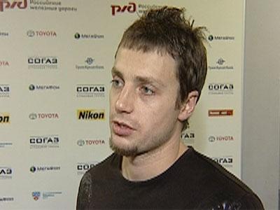 Иван Ткаченко - капитан «Локомотива»