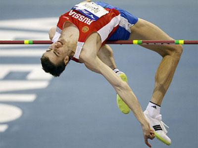 Ярослав Рыбаков - чемпион мира по прыжкам в высоту
