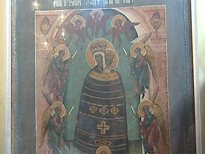 Икона Божьей Матери «Прибавление ума» в Ярославле