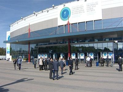 Правопорядок на международной конференции