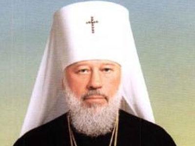 Визит митрополита Киевского и всея Украины