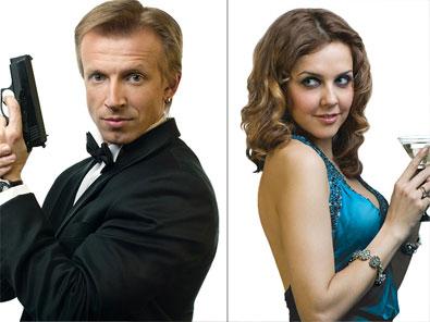 Звёздный вечер с Антоном Комоловым и Ольгой Шелест