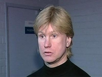 Борщевский — тренер сборной