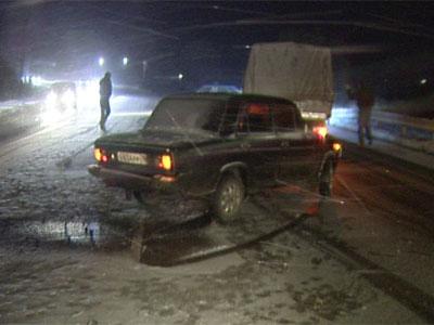 80 дорожных аварий