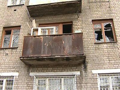 Пожар на улице Журавлева