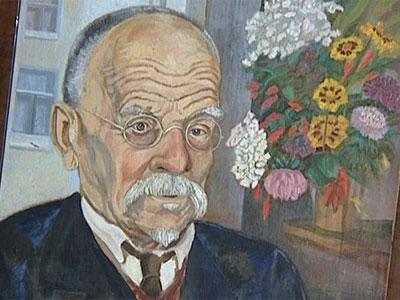 Портрет Николая Глебова в Художественном музее