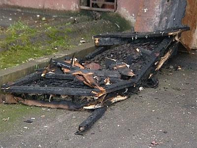 Пожар на улице Строителей: погиб мужчина