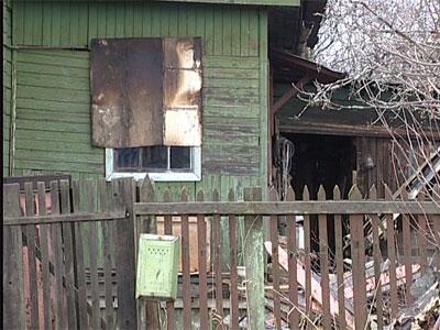 Пожар в Пятовском: погиб ветеран