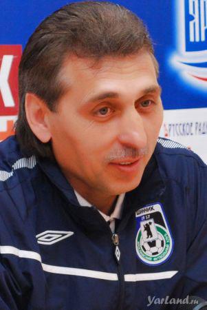 Иван Лях может возглавить белгородский «Салют-Энергия»