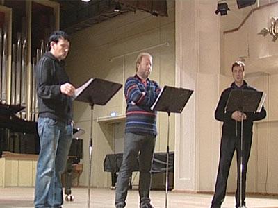 «Три русских баса» в филармонии