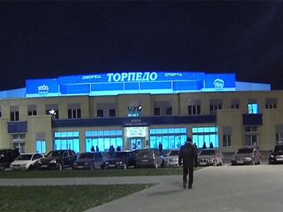 В «Торпедо» снова хоккей