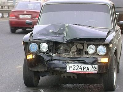 Авария на Толбухинском мосту
