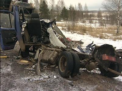 Две аварии на трассе Кострома-Ярославль