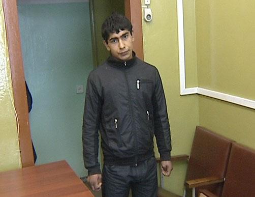 Задержан подозреваемый в разбойном нападении