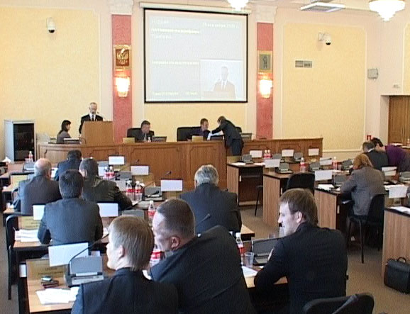 Депутаты обсудили проблемы города