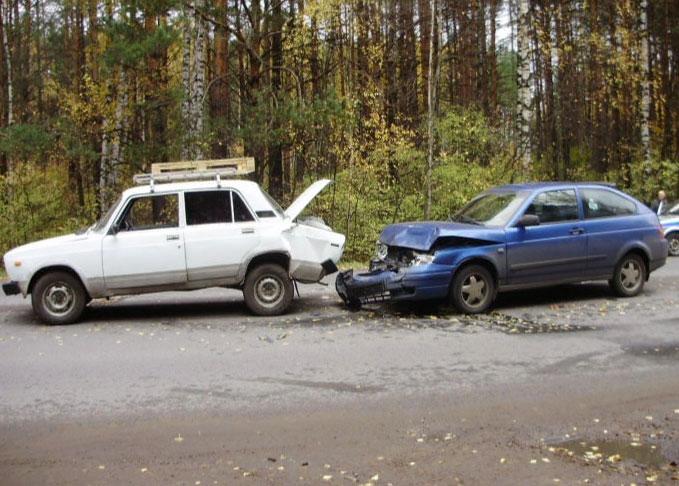 Авария в Бутарево