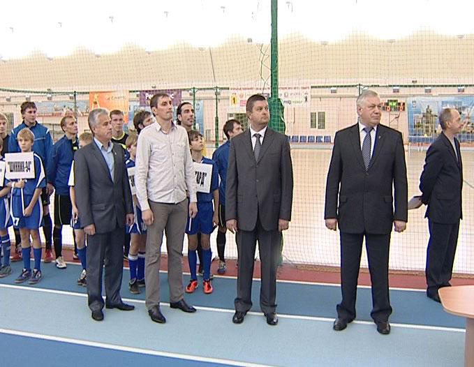 Чемпионат по мини-футболу среди мужских команд