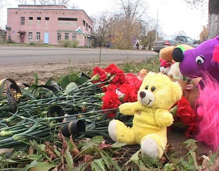 В Заволжском районе сбили девочку