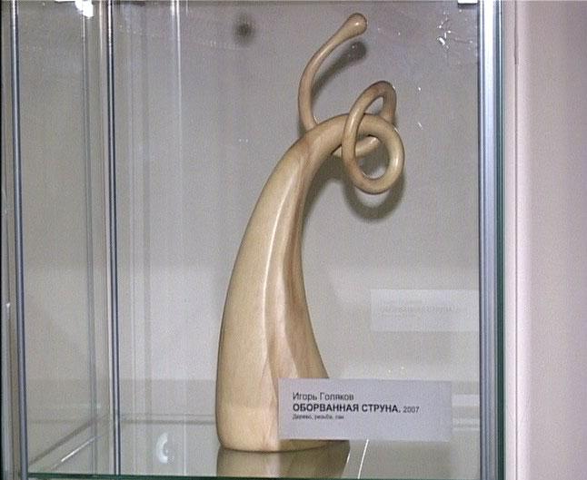 Выставка ярославского столяра
