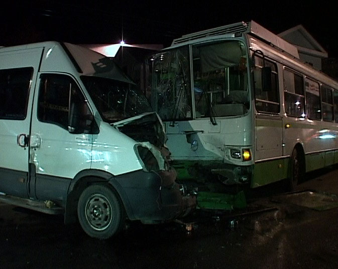 ДТП в минувшую субботу: пострадало 8 человек