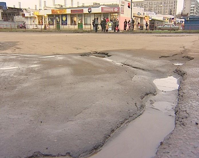 Помимо 4 городских магистралей отремонтируют еще 5 дорог