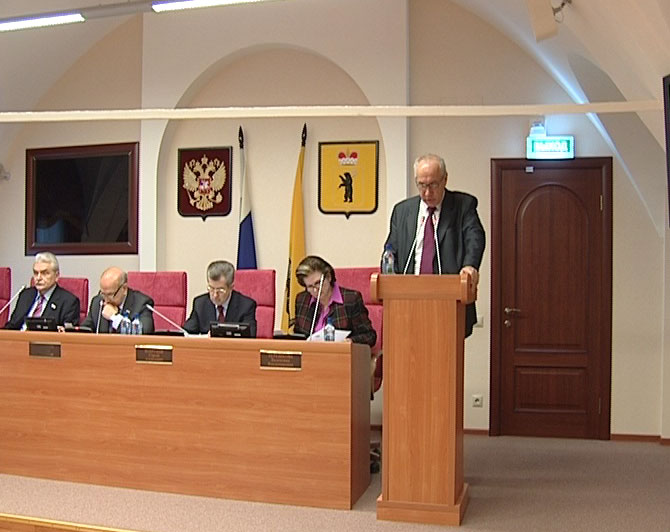 В Думе обсудили земельные вопросы и транспортные налоги