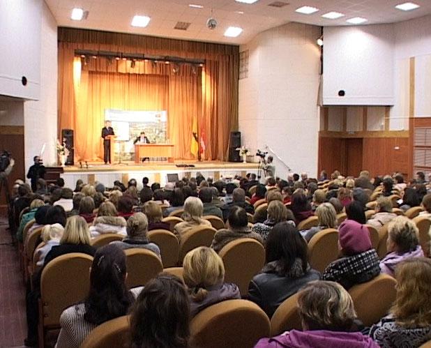 Губернатор обсудил главные проблемы Некрасовского района