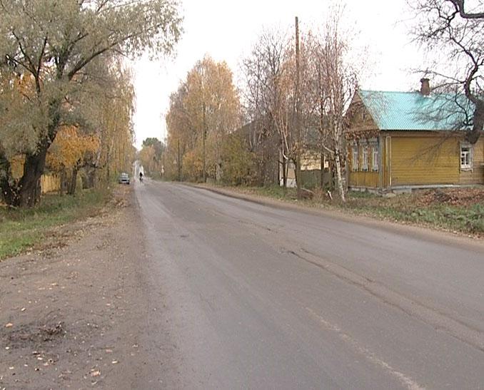В Рыбинском районе горевший дом потушили добровольцы