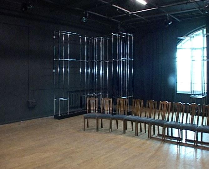 Завершен ремонт камерной сцены Волковского театра