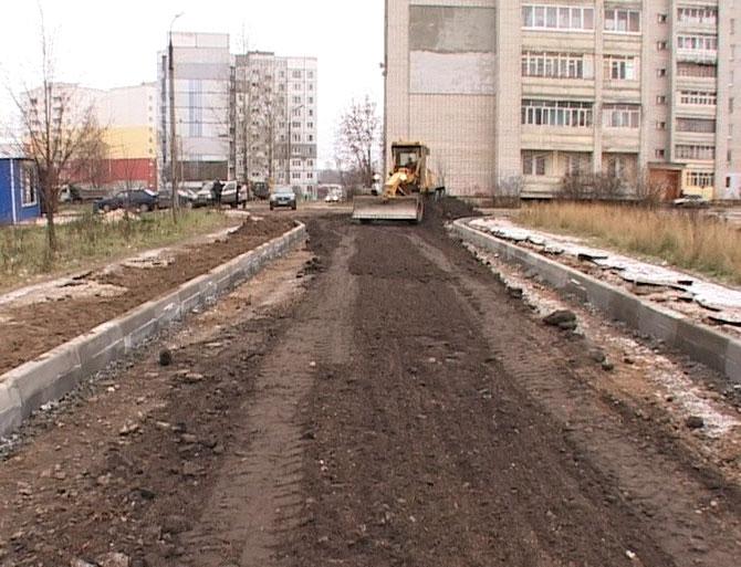 Улицу Суздальскую сделают уже