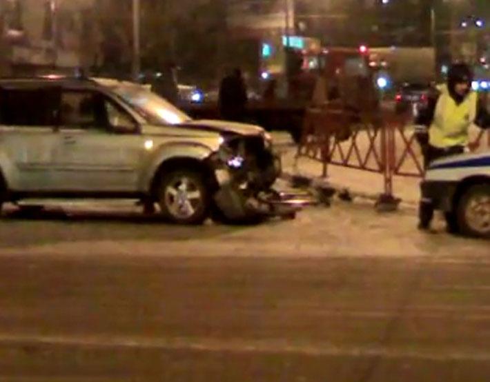 Авария у Автовокзала