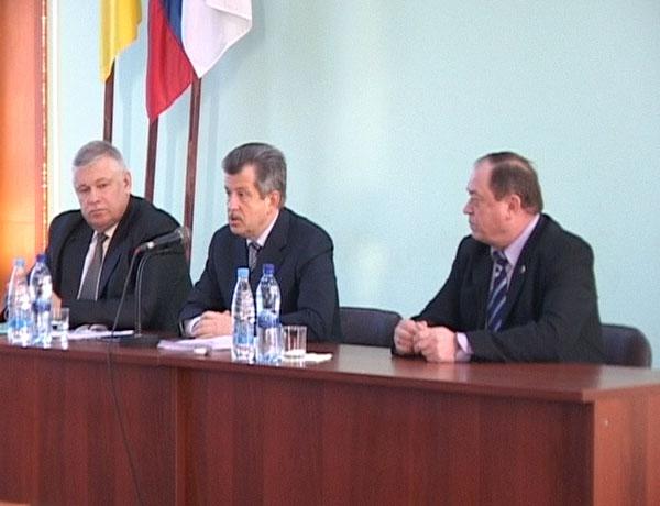 Губернатор побывал в Борисоглебском районе