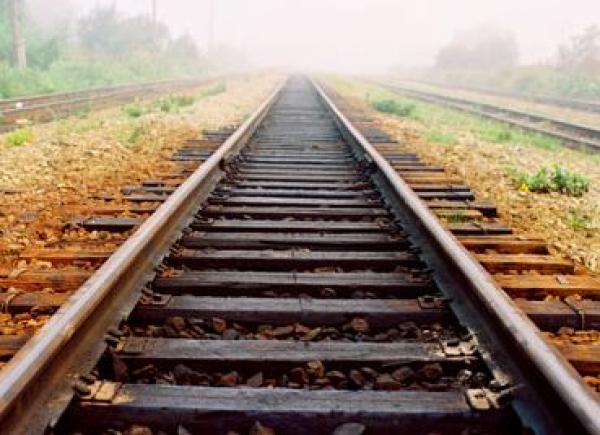 Поезд столкнулся с газелью
